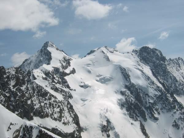 Pic Neige Cordier dal Pic W de Chamoissiere