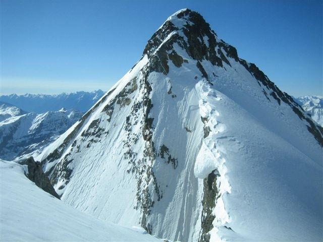 Le Petit Grepillon (sommet 3271 m.)