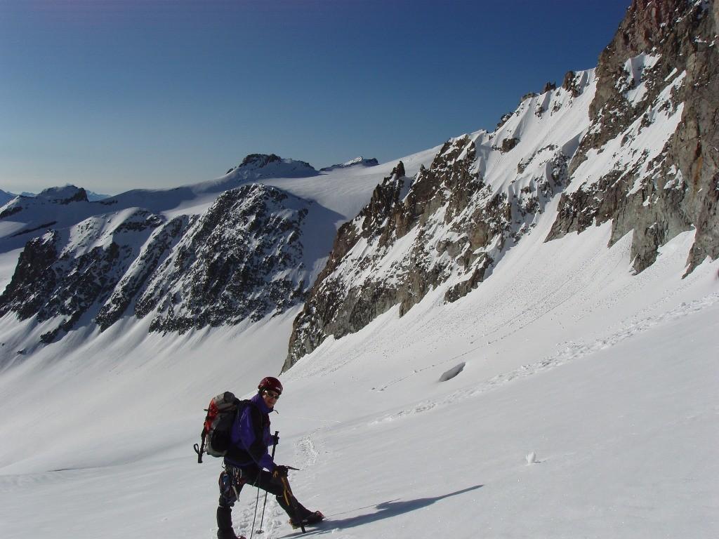 Glacier du Monêtier