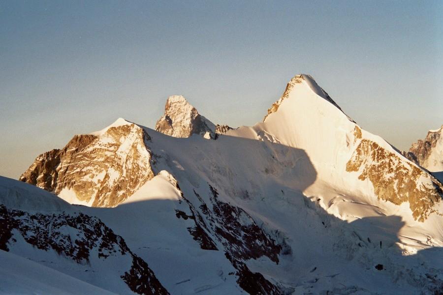 Wellenkuppe - Ober Gabelhorn