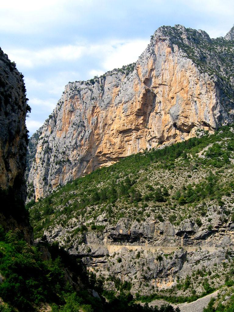Aiglun - Mont Saint Martin