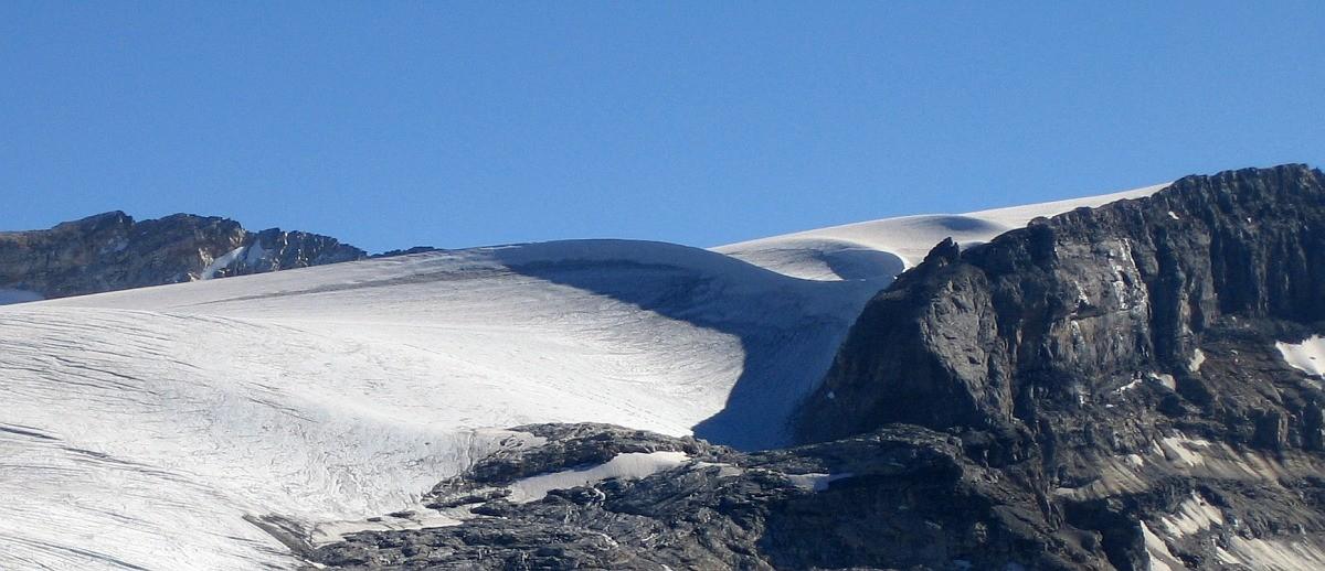 Houle sur les Glaciers de la Vanoise