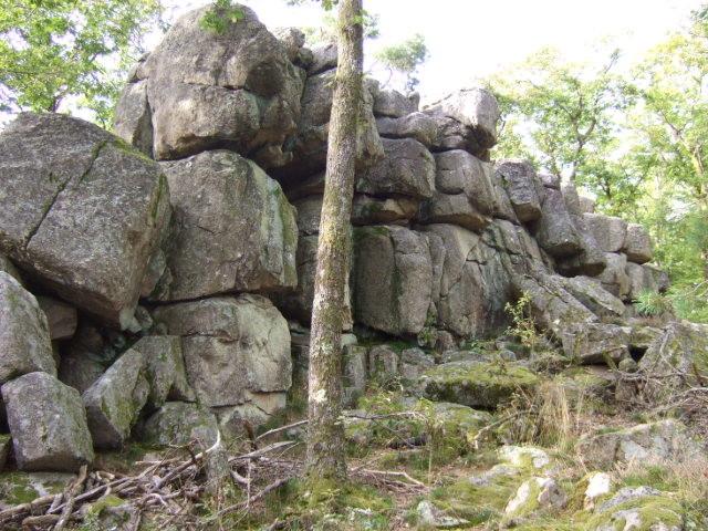la roche des fees