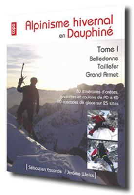 Alpinisme hivernal en Dauphiné