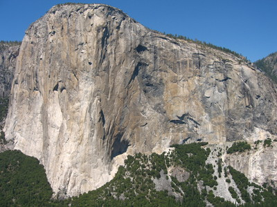 Yosemite-El Capitan (Californie)