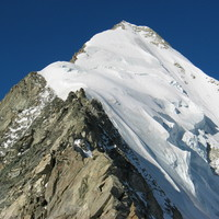 Weisshorn last 500 meters Nov 2007