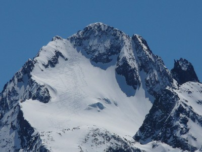 Glacier de la Tête des Fétoules