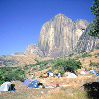 Madagascar - Camping au Camp Catta