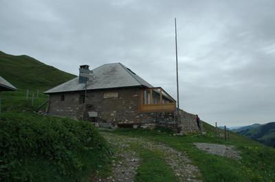 Cabane Grubenberg