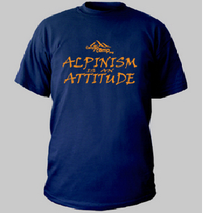 Alpinism is an attitude
