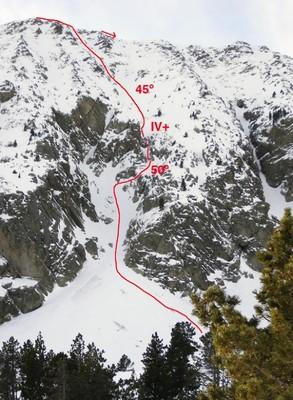 Itinéraire Gra de fajol petit