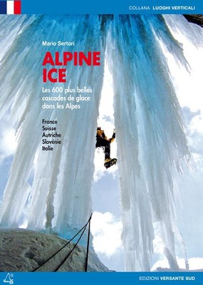 Couverture du topoguide Alpine Ice