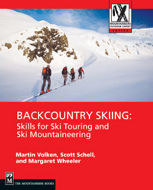 "Cover of ""Backcountry Skiing"""