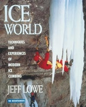 Cover of the 1996 edition of klzzwxh:0000Ice Worldklzzwxh:0001.