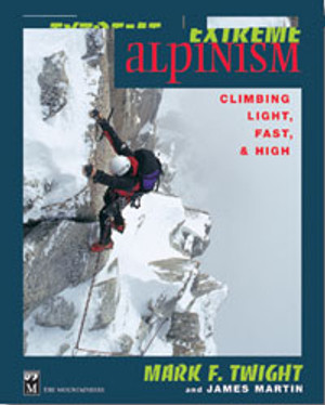 "Cover of the 1999 edition of Mark Twight's ""Extreme Alpinism"""