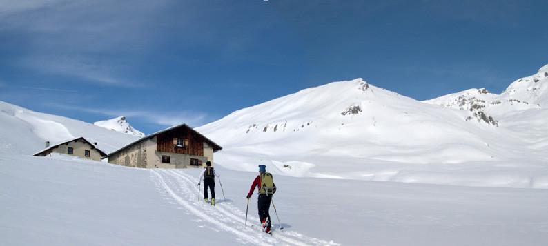 All' Alpe Tumpriv
