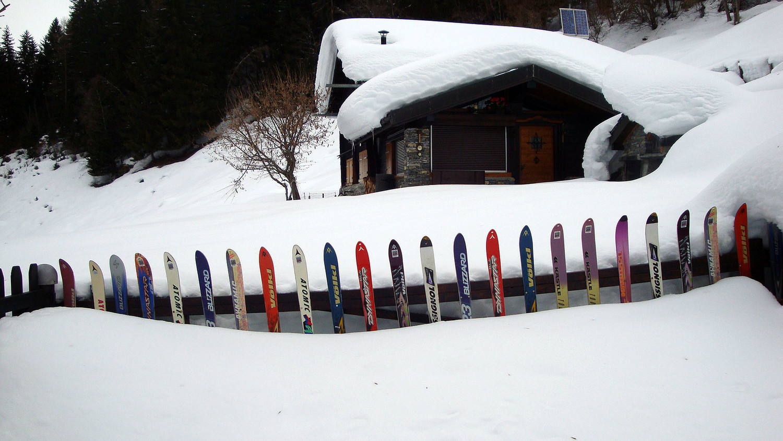 Magasin de skis