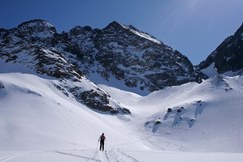 Grande Valloire : vers le Lac Blanc (1)