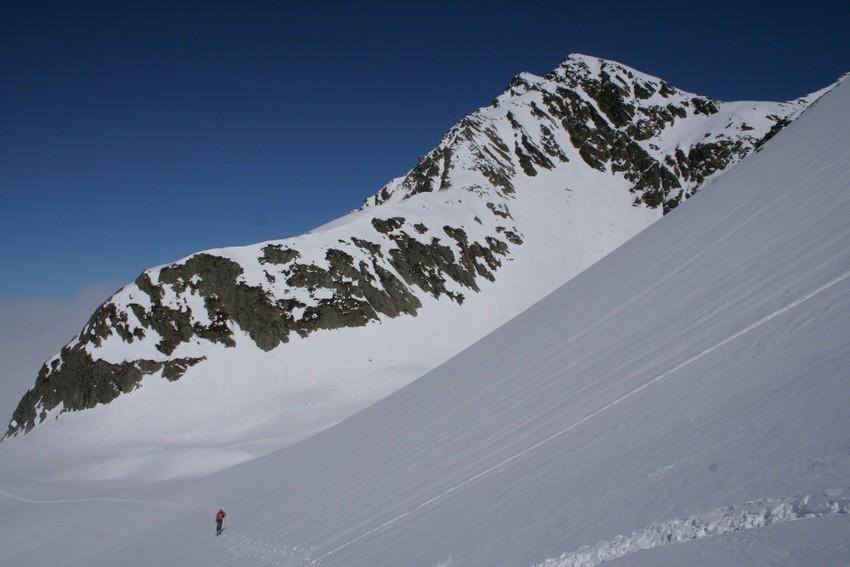 Grande Valloire : vers le Lac Blanc (2)