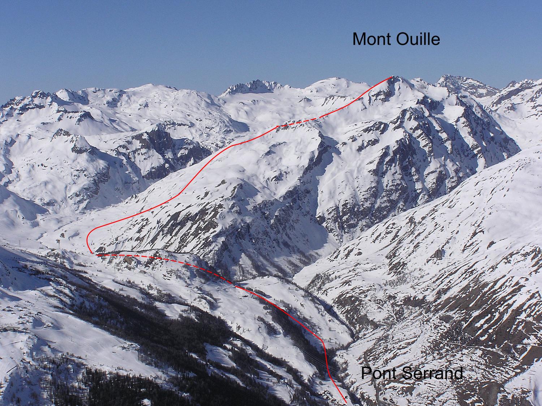 Mont Ouille (Val d'Aoste)