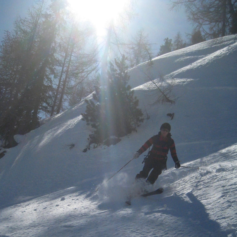 Invitation au ski...