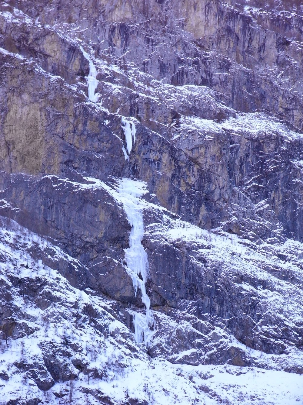Cascade Patrick Berthet