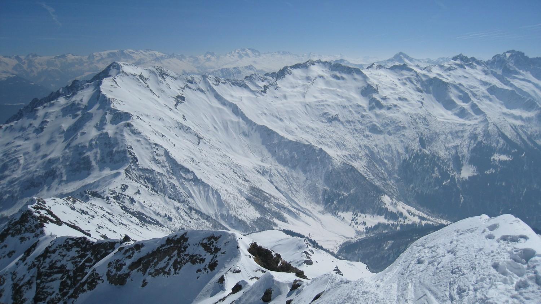 La Lauziere, du Mont Bellacha au Grand Pic de la Lauziere