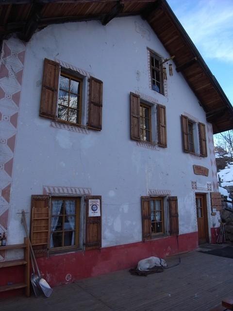 Gite-refuge de Dormillouse