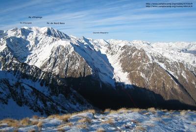 Pic de Nord Nere par le Val dklzzwxh:0000Esquierry
