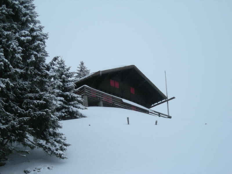 Chalet Lacombe
