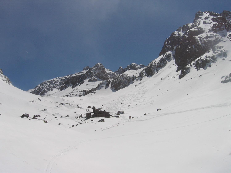 Refuge du Toubkal 3200 m