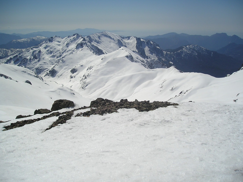 Haute vallée du Golo