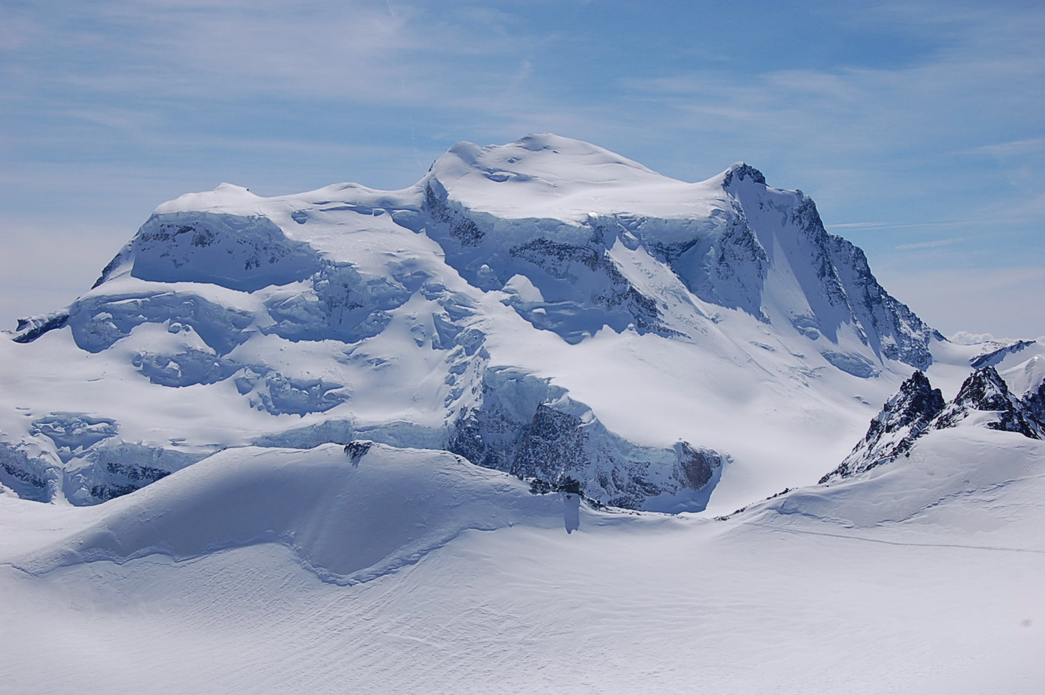 Grand Combin : conditions du jour
