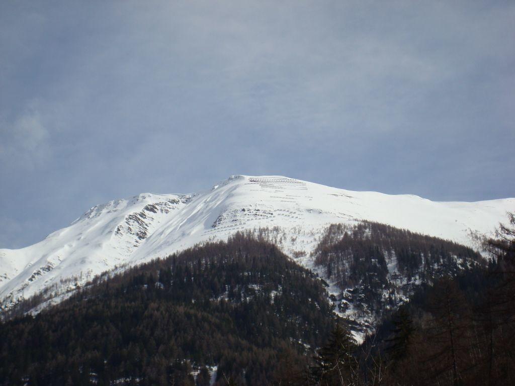 Breithorn, notre sommet