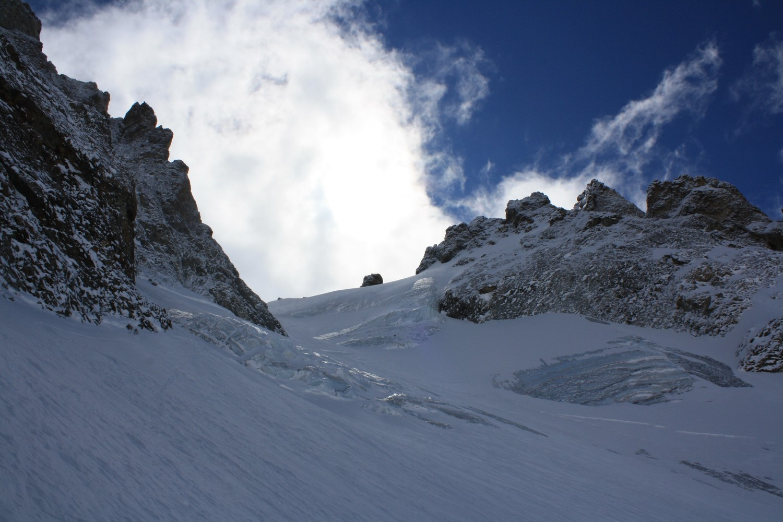 Le sublime Glacier Long