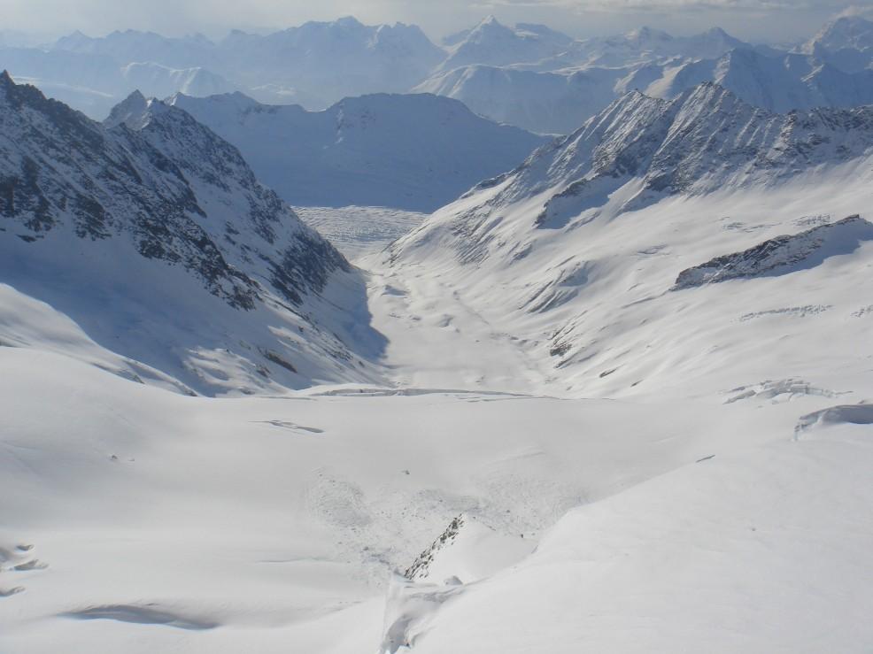 Glacier du Mittelaletsch