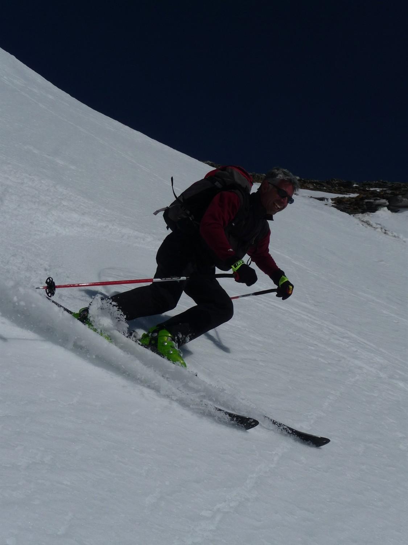 ....sciare ridendo è possibile....