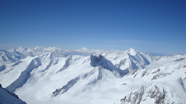 Entre Mt. Rose et Weisshorn