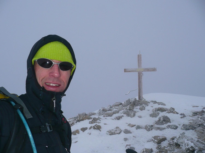 Ca caille au sommet du Wildstrübel !!!