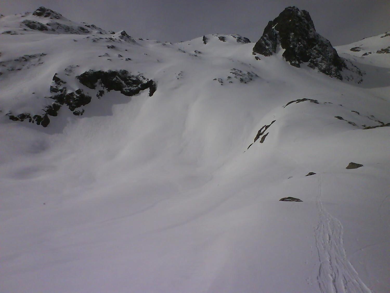En montant vers le sommet