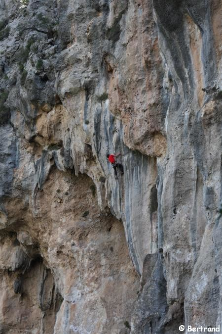 Antalya - Geyikbayiri - Trebenna - No money no dance (7c).