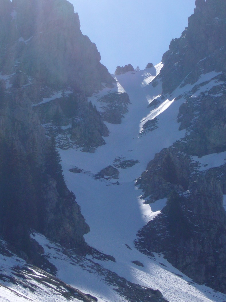 Couloir de Petetoz