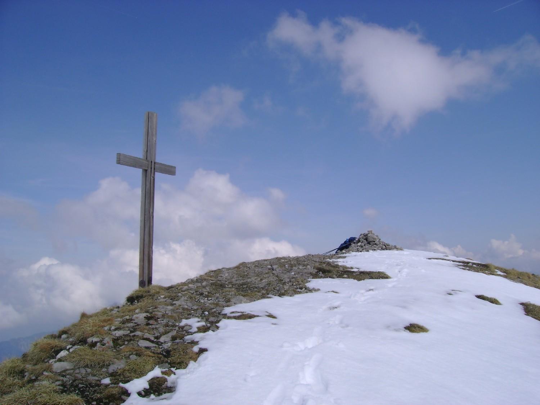 Le sommet de la Tour d'Aï