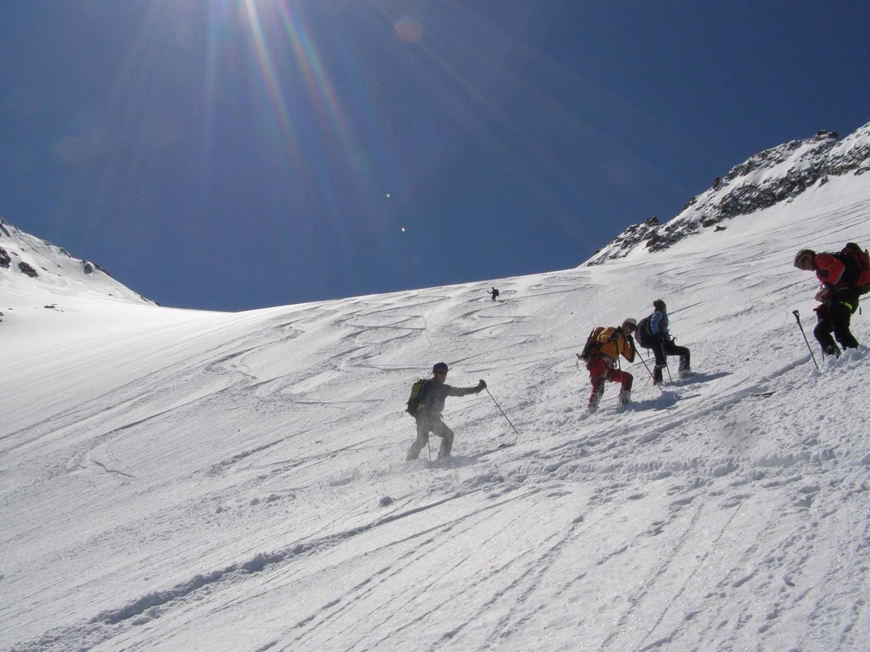 Il Glacier du Bec...!!!