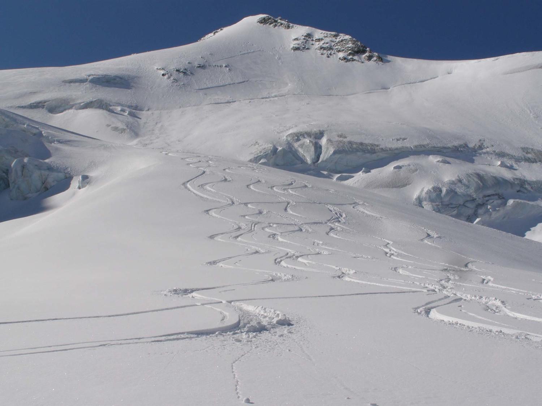 firme nella neve