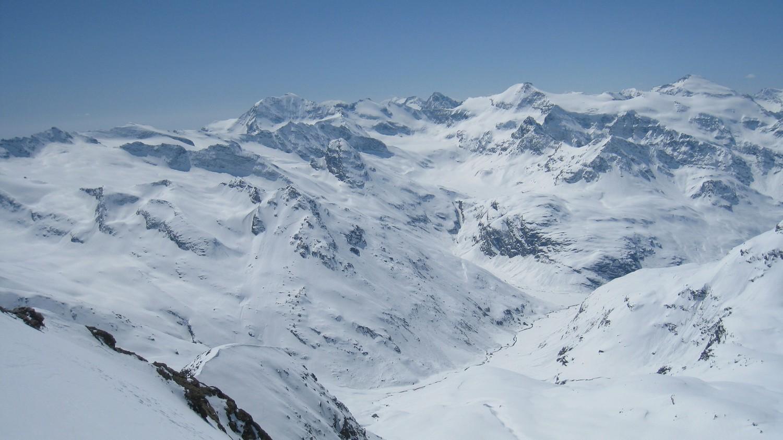 Vers la Haute-Maurienne