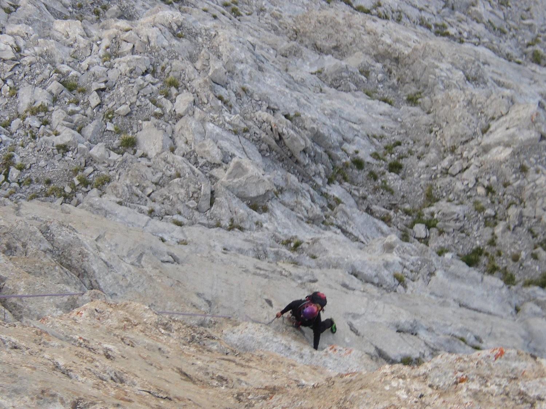 Pointe percée, l'Ombre Chinoise, grande longueur
