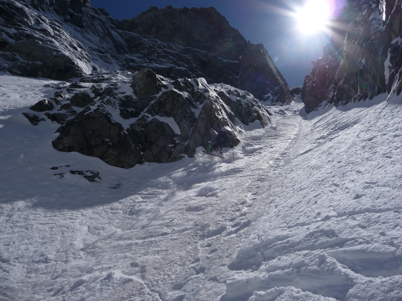 Partie la plus skiante