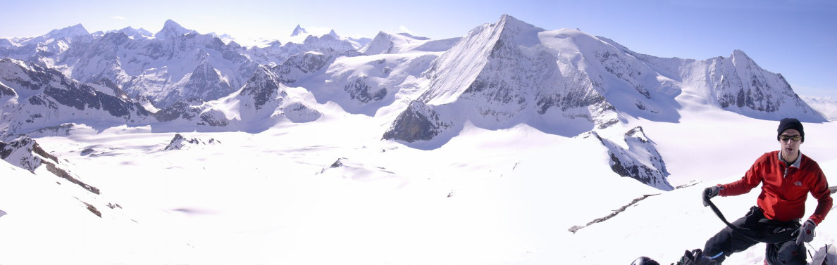 sommet de La Luette