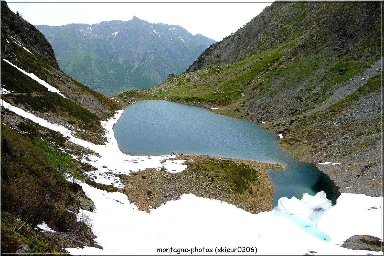 Le lac du Ribf Bruyant